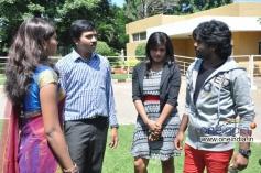 Film Devudu Deyyam Manishi Launch