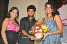 Mahendran, Amitha Rao, Sonia Deepthi at First Love Audio Launch