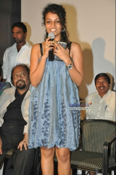 Sonia Deepthi at First Love Audio Launch