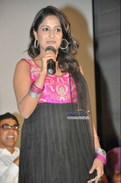 Amitha Rao at First Love Audio Launch