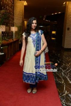 Geeta Madhuri - Singer at Doosukeltha Audio Launch