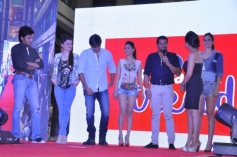 Grand Masti Team at Reliance Trends 'INTRIBE' brand launch