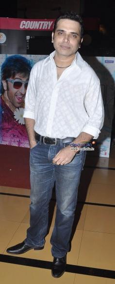 Harsh Chhaya at premiere of film Raqt - Ek Rishta