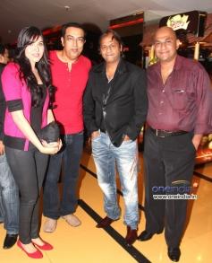 Haya Sehgal, Vindo Dara Singh, Vasant Bhandari and Premal Goragandhi