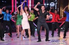 Hrithik Roshan and Priyanka Chopra perform dance for Raghupati Raghav song from Krrish 3