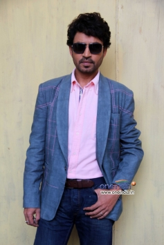 Irrfan Khan during his film The Lunchbox promotion