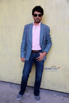 Irrfan Khan promotes his film The Lunchbox