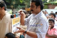 Jayaraj Warrier at Punyalan Agarbathis Film Pooja