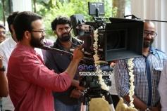 Jayasurya at Film Punyalan Agarbathis Pooja