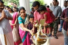 Jayasurya at Punyalan Agarbathis Film Pooja