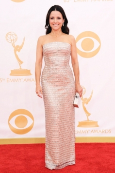 Julia Louis-Dreyfus at 65th Emmy Awards 2013