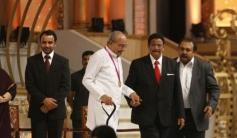 K.Vishwanath at 100 Years of Indian Cinema Celebration Closing Ceremony Photos