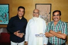 Kamal Hassan at Akkineni Nageswara Rao 90th Birthday Celebrations