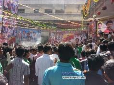 Kannada Film Brindavana First Day First Show