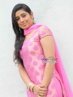 Kannada Heroine at Brahma Vishnu Maheshwara Movie Launch