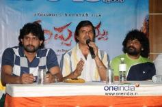 Kannada Movie Appayya Press Meet