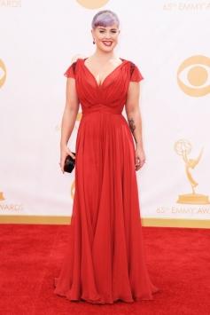 Kelly Osbourne at 65th Emmy Awards 2013