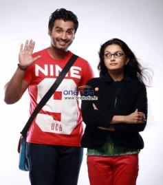 Krish J. Sathaar and Saranya Mohan in Malayalam Movie Thakkali