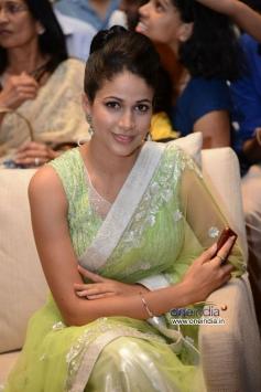 Lavanya Tripathi at Doosukeltha Audio Launch