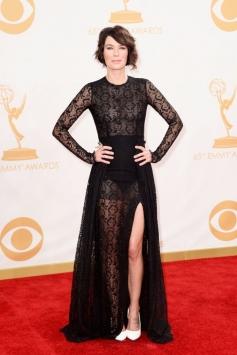 Lena Headey at 65th Emmy Awards 2013