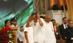 M. Saravanan at 100 Years of Indian Cinema Celebration Closing Ceremony Photos
