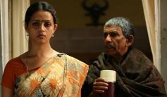 Bhavana and Mammukoya in Malayalam Movie Ezhamathe Varavu