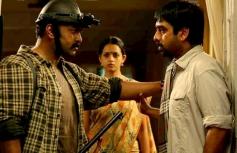 Indrajith, Bhavana and Vineeth in Malayalam Movie Ezhamathe Varavu