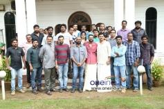 Malayalam Movie Punyalan Agarbathis Pooja