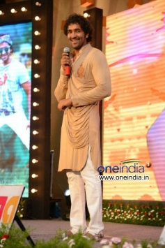 Manchu Vishnu at Doosukeltha Audio Launch