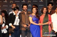 Mandira Bedi, Anil Kapoor, Divya Dutta and Shabana Azmi