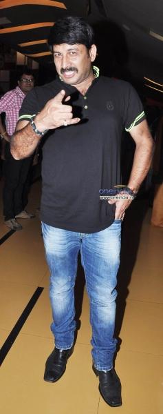 Manoj Tiwari  at premiere of film Raqt - Ek Rishta