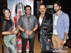 Maria Goretti, Arshad Warsi, Adi Irani and Ashish Mishra at Premiere of film Raqt - Ek Rishta
