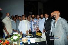 Mohanlal at Akkineni Nageswara Rao 90th Birthday Celebrations