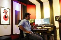 Music director Kailas Menon