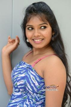 Naveena Jackson pics from Daughter of Varma Movie Press Meet
