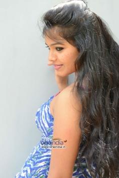 Naveena Jackson stills from Daughter of Varma Movie Press Meet