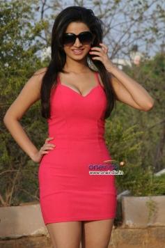 Neenu Karthika still from Telugu Movie Police Game