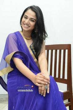 Nikitha Anil at Boy Meets Girl Audio Launch