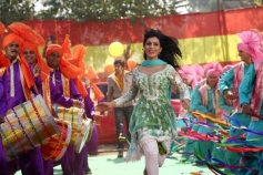 Pallavi Sharda still from Besharam