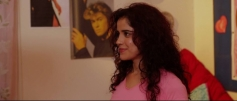 Piaa Bajpai during film X shooting