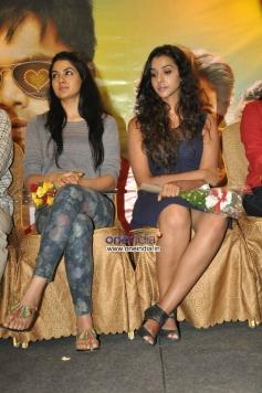 Anu Priya, Sakshi Chowdhary at Potugadu Success Meet