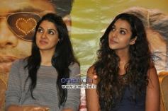 Sakshi Chowdhary & Anu Priya at Potugadu Success Meet