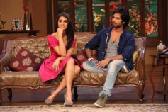 PPNH film promotion on the sets of Comedy Nights with Kapil