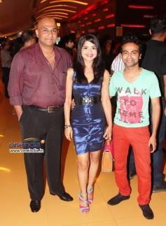 Premal Goragandhi, Rashmi Pitre and Pitobash at Premiere of film Raqt - Ek Rishta
