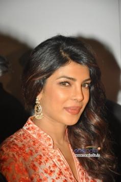 Priyanka Chopra during her film Zanjeer promotion