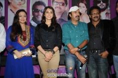 Priyanka Upendra, Eesha Koppikar at Kannada Film Looti Press Meet