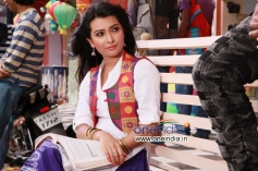 Radhika Pandit in Kannada Movie Dilwala