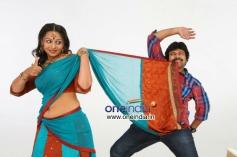 Raj Kumar and Alamgrita still from Barister Shankar Narayan
