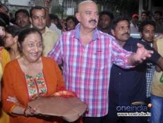 Rakesh Roshan celebrates Ganesh Visarjan 2013