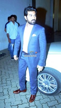 Ramcharan Teja Promotes Zanjeer on the sets of Indian Idol Juniors
